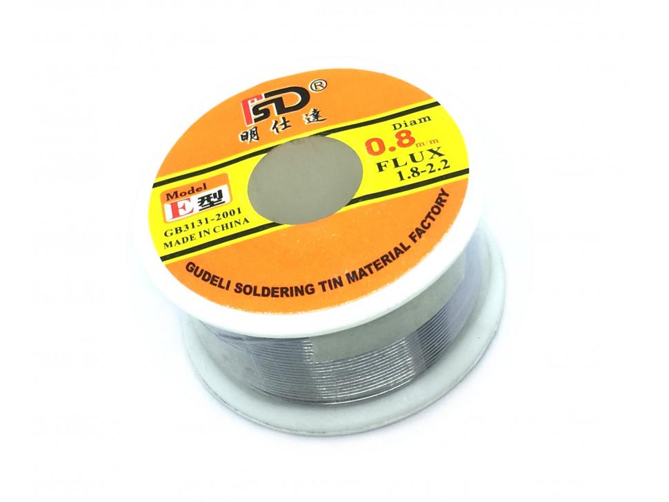 Soldering Lead 63/37 FLUX 2.0% Tin Lead 63/37