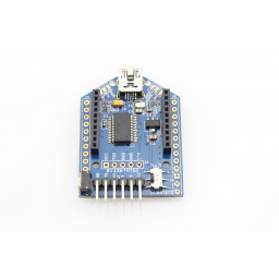 USB Serial Adapter with XBEE mount / rail for Arduino