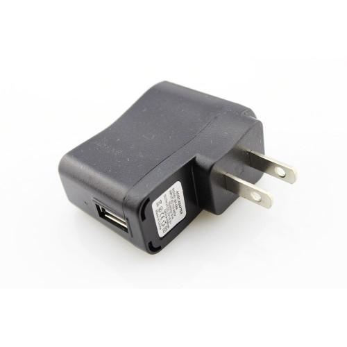 AC/DC 5V-500mA USB Power Adapter