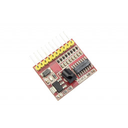 Infrared Remote Control 8 Channel Module with Digital Output