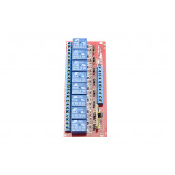 IR Infrared Remote Control Relay 8 Channel Module for Arduino