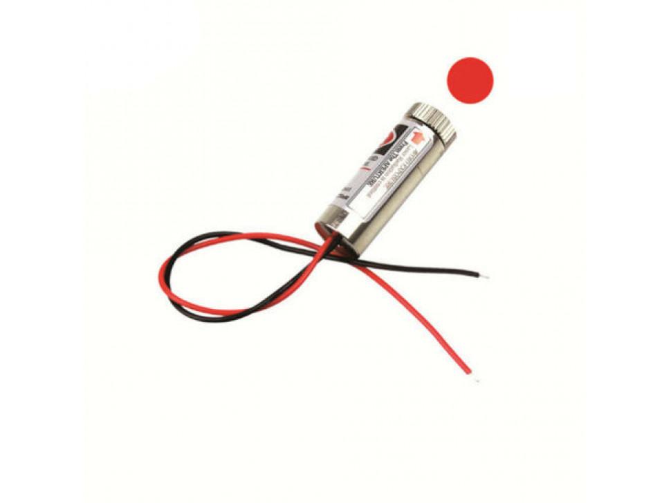 Laser Diode Dot 5mW 650nm Red