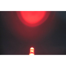 LED Super Bright 3mm Red 10pcs
