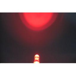 LED Super Bright 3mm Red 10pcs