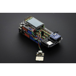 Mega Sensor Shield V2.4 (Compatible with Arduino Mega)