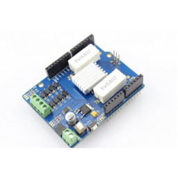 Motor and Stepper Shield for Arduino