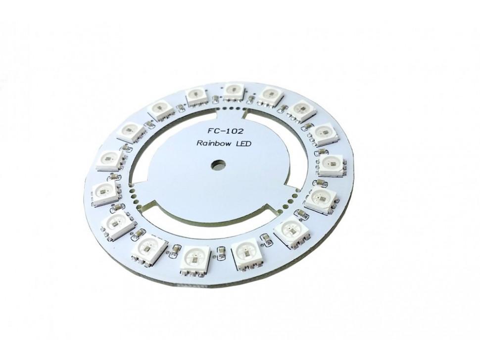 RGB Addressable LED Ring WS2812
